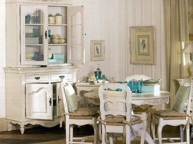Decoraci n en estilo provenzal ideas para decorar for Estilo rustico provenzal