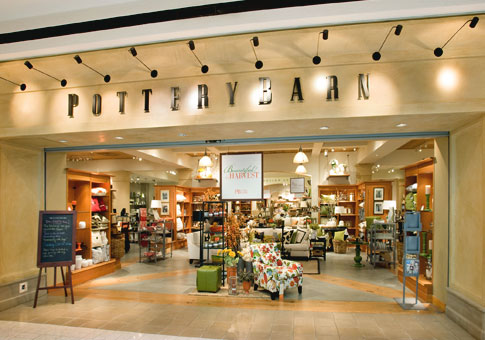 www pottery barn outlet