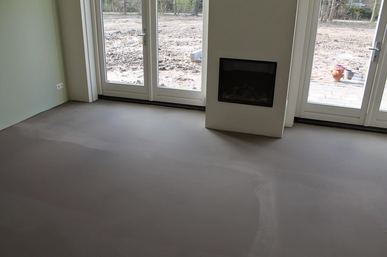 Helen marc & olivia bouwen een huis: vloerafwerkingen