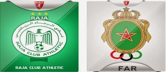 RAJA CLUB ALHLETIC VS FAR