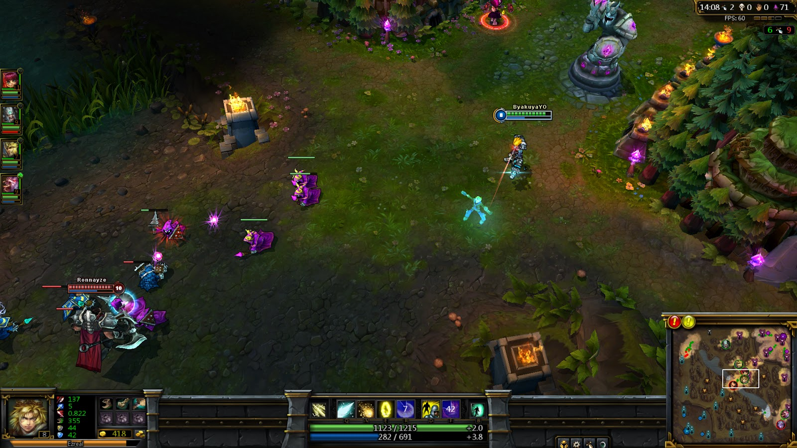 how to get s rank on ezreal