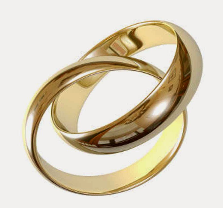 Cheap Wedding Bands Simple Gold Model pictures hd