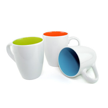 CENTRUM LINK - DUAL COLOR CERAMIC MUG - UMG1100
