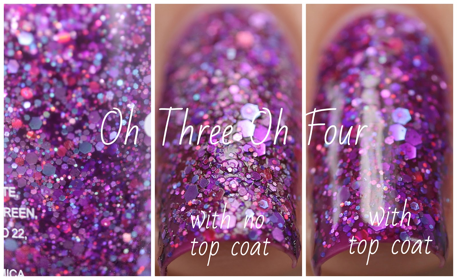 KBShimmer Too Pop To Handle Swatch