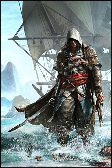 Assassin's Creed IV Black Flag PC game RePack