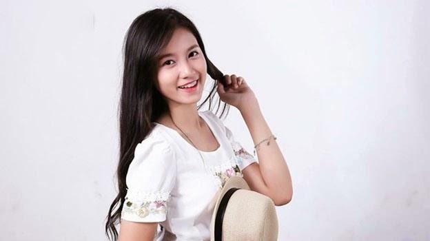 Hot girl Bảo Như xinh đẹp lạ giỏi giang