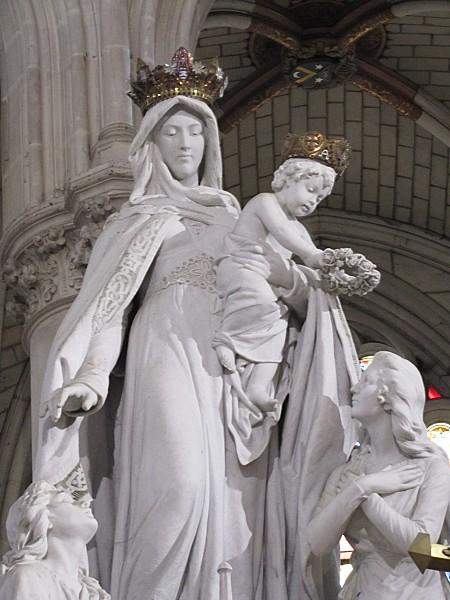 Site du sanctuaire de Montligeon Notre+dame+de+montligeon