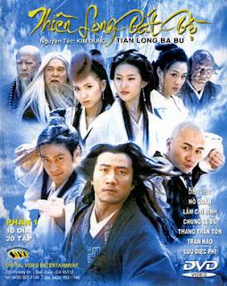 Thiên long bát bộ 2009