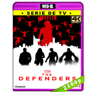 The Defenders (2017) Temporada 1 Completa 4K UHD Audio Dual Latino-Ingles