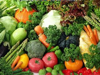 Cara Pengolahan Sayuran