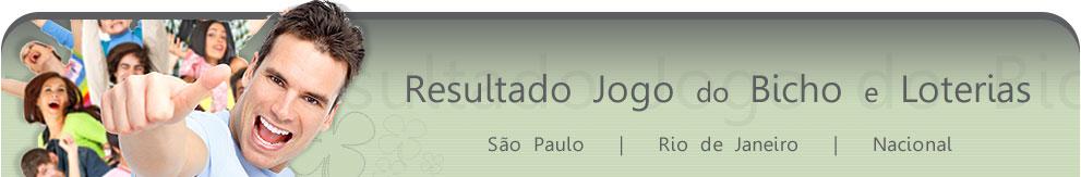 Resultado do Jogo do Bicho do Rio de Janeiro, São Paulo e Paraná!