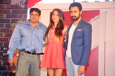 Imran Khan, Cyrus Broacha and Anousha Dandekar unveils MTV The ONE