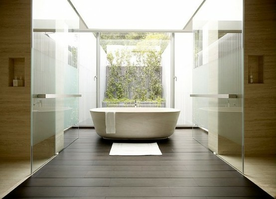 To Da Loos Modern Stand Alone Statement Tubs