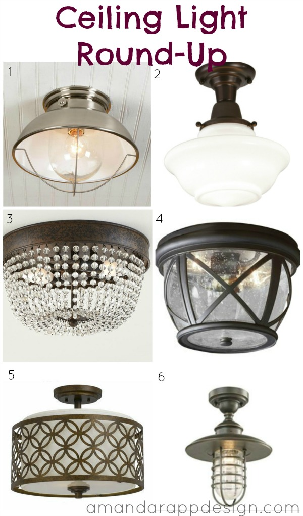 Amanda rapp design ceiling light round up ceiling light round up aloadofball Gallery