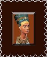 المرأه فى عصر الفراعنه Nefertiti