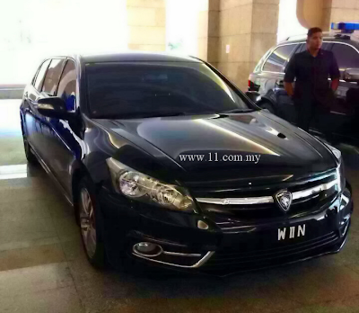 PROTON PERDANA V8 HONDA ACCORD REBADGE