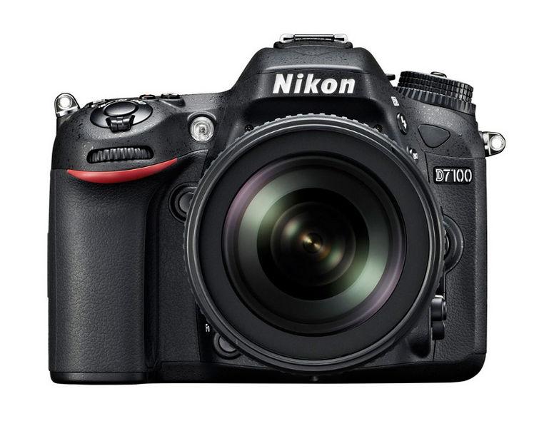 Nikon D7100, a new DX-format prosumer digital SLR camera