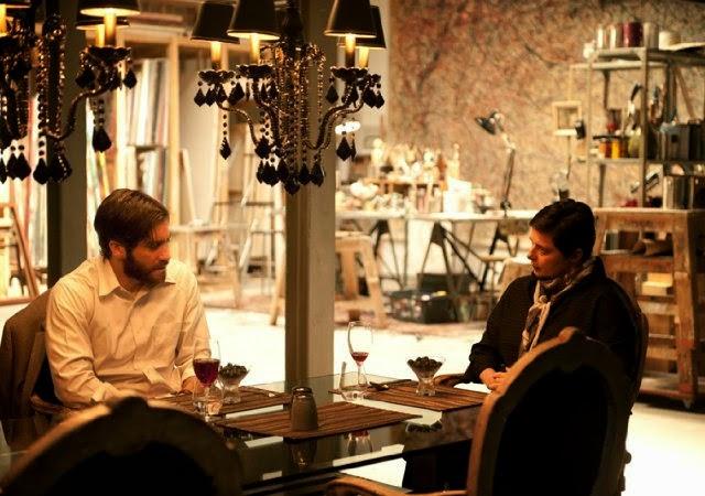 Jake Gillenhaal et Isabella Rossellini dans Enemy