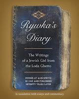 Rywka's Diary by Anita Friedman / Rywka Lipszyc