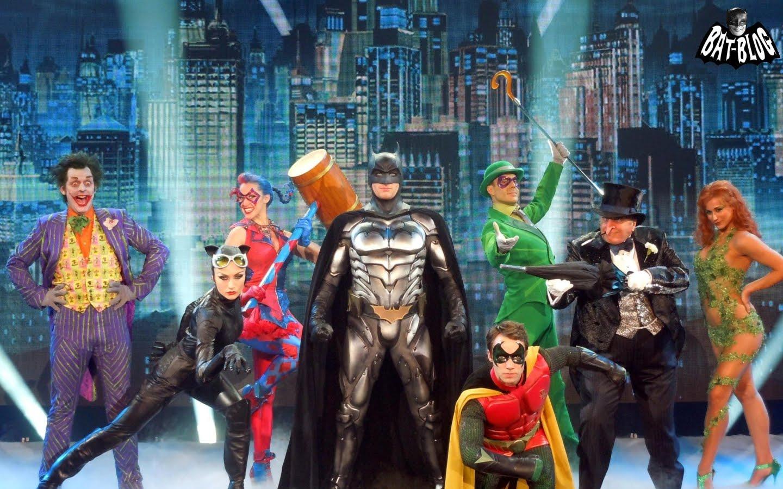 BLOG : BATMAN TOYS And COLLECTIBLES: BATMAN LIVE
