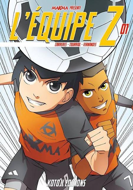 Actu Manga, Global Manga, Kotoji, Kotoji éditions, Manga,