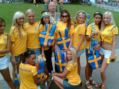 Hot Swedish Chicks: No, they WON'T come over and have sex with you just because you own a Tempurpedic!