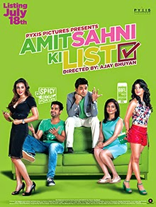 Amit Sahni Ki List full movie
