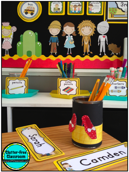 Wizard Of Oz Themed Classroom Ideas Photos Tips And