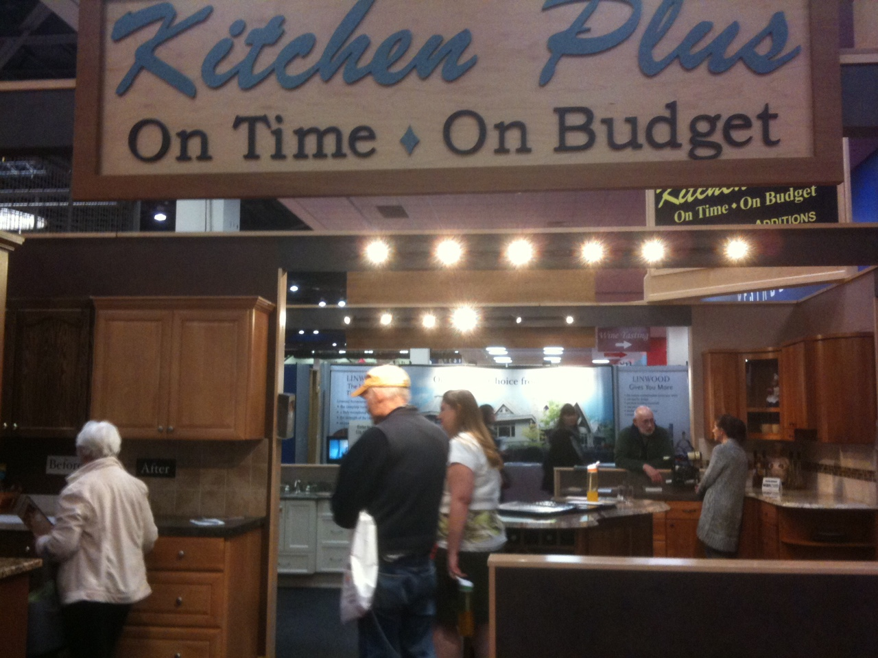 Seattle Home Show : ALL THE LATEST IN KITCHEN DESIGN AT KITCHEN PLUS