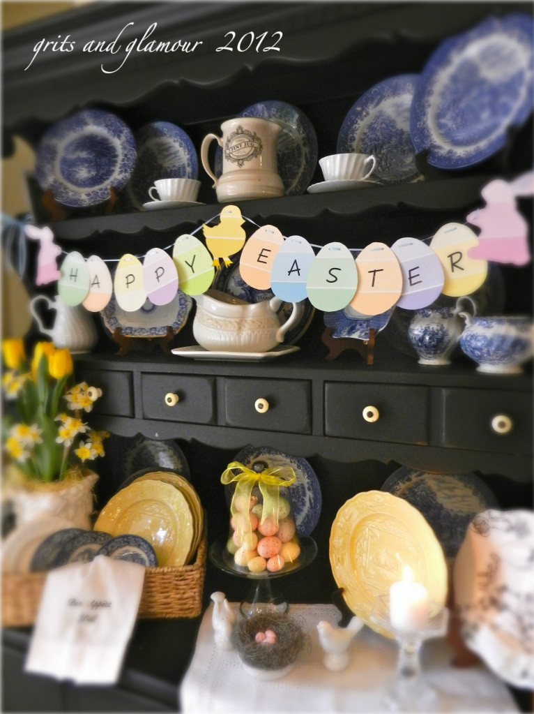 The Everyday Home Easter Decor