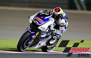 MotoGP 2012 Qatar | Lorenzo Juarai Seri Perdana