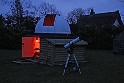 The Snow Street Observatory