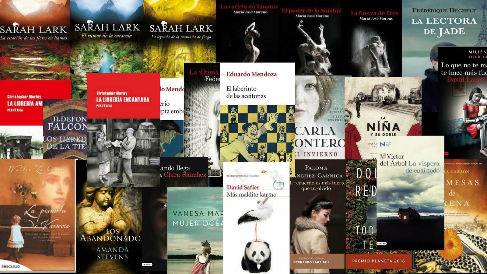 Libros leídos en 2016