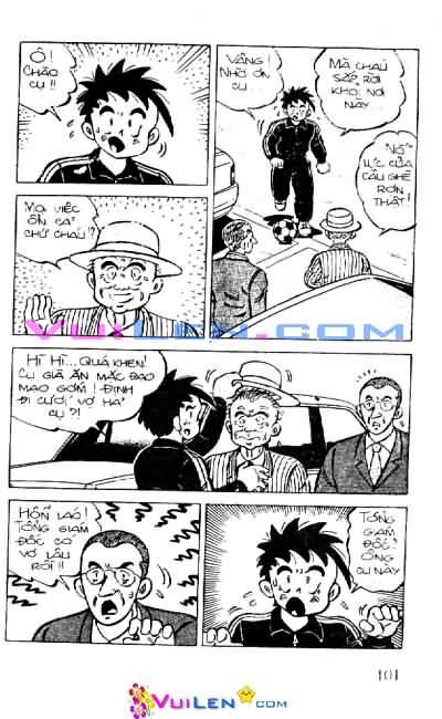 Jindodinho - Đường Dẫn Đến Khung Thành III  Tập 38 page 101 Congtruyen24h
