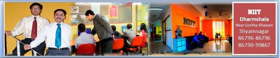 NIIT Dharamshala- Himachal's only GNIIT Centre::Near Gorkha Bhawan Shyamnagar #227551