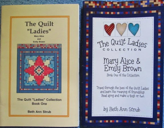 how to make a quilt in book form with quilt pattern