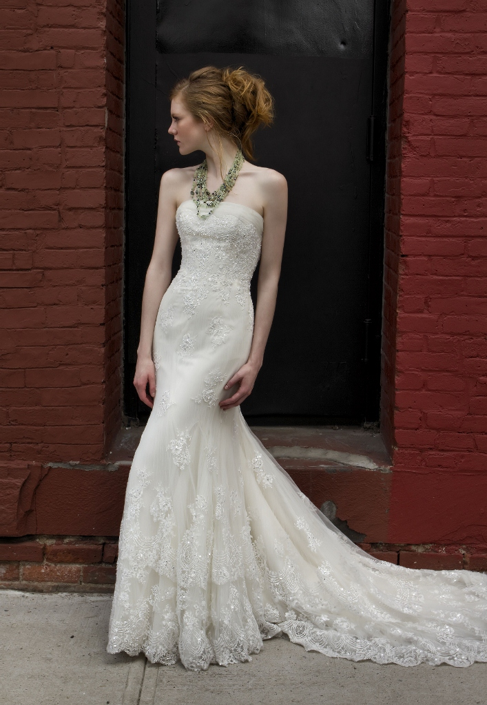 Henry Roth Wedding Dresses 2012