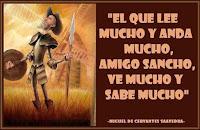 Miguel de Cervantes vivió en Valladolid