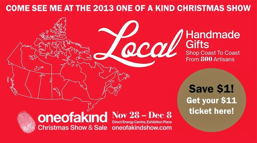 One of a Kind Show and Sale COUPON!