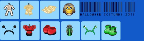 all of the current halloween costume choices are from last year egyptian mummy costume 445 total 275 for costume 75 for shoes 95 for mask - Webkinz Halloween Costumes