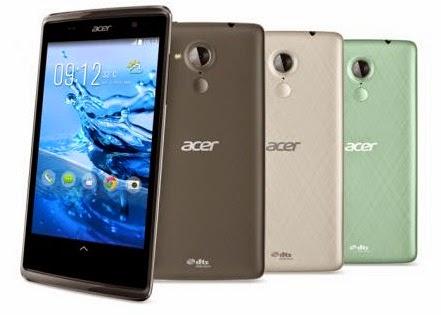 Harga HP Acer Liquid Z500, Spesifikasi Kelemahan dan Kelebihan