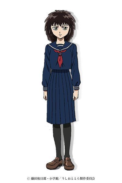 Ushio to Tora  Aki Toyosaki