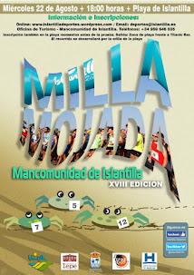 XVIII edición de su Milla Mojada