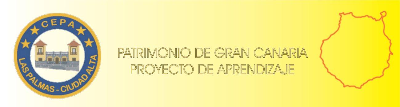 PATRIMONIO DE GRAN CANARIA