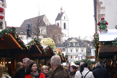Swiss Christmas Markets