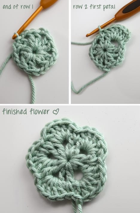 Crochet Flower Pincushion Pattern : Knitting For All: Crochet Pincushion
