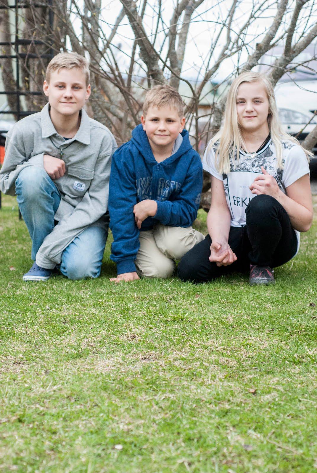 Mina fina barn