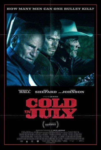 Cold in July (2014) ταινιες online seires xrysoi greek subs