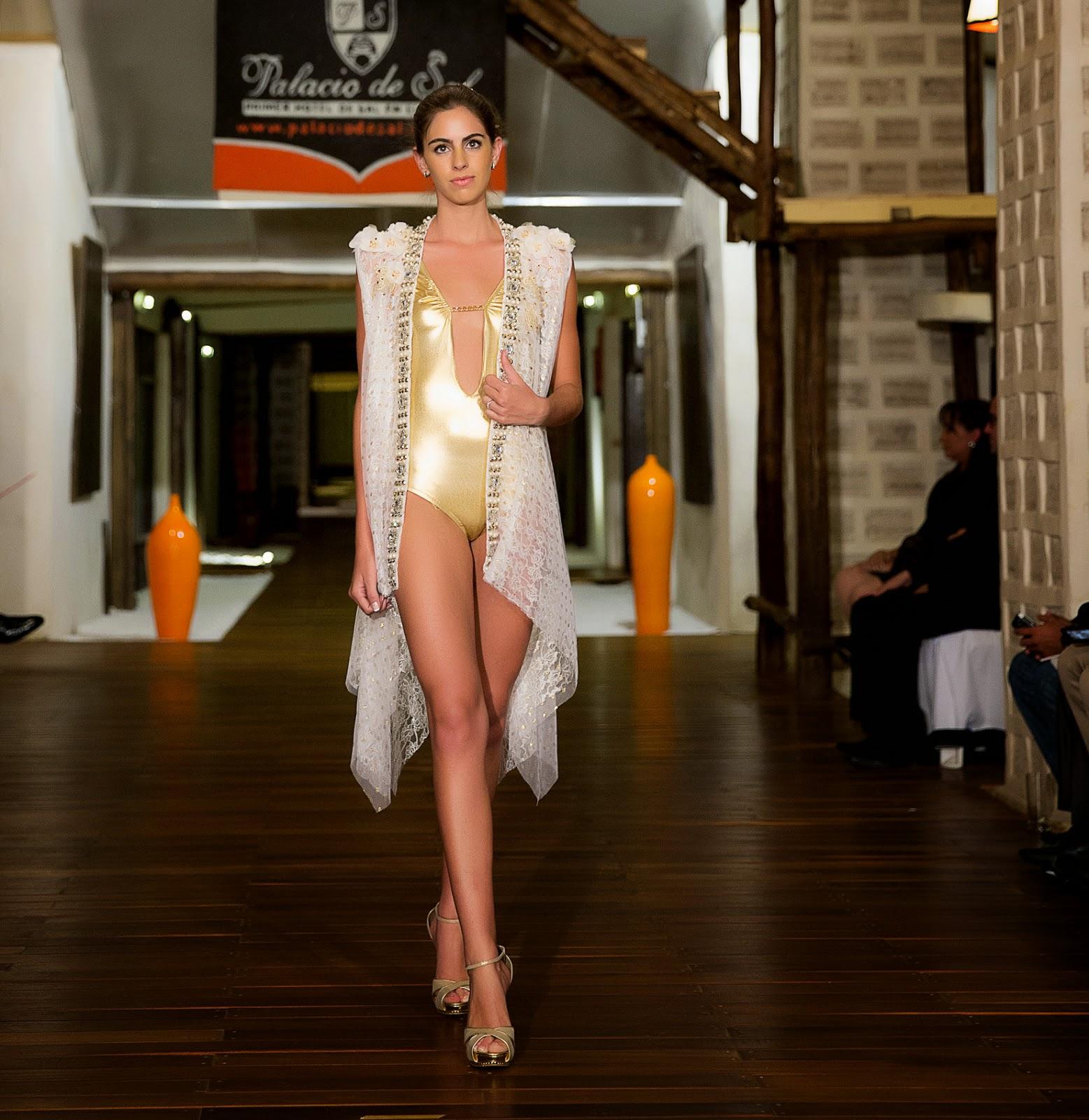Live Fashion Show: Diseñando para el hermoso mundo de las Novias