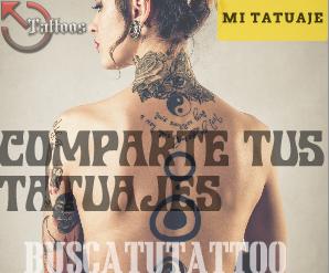 Tu tatuaje en nuestro sitio